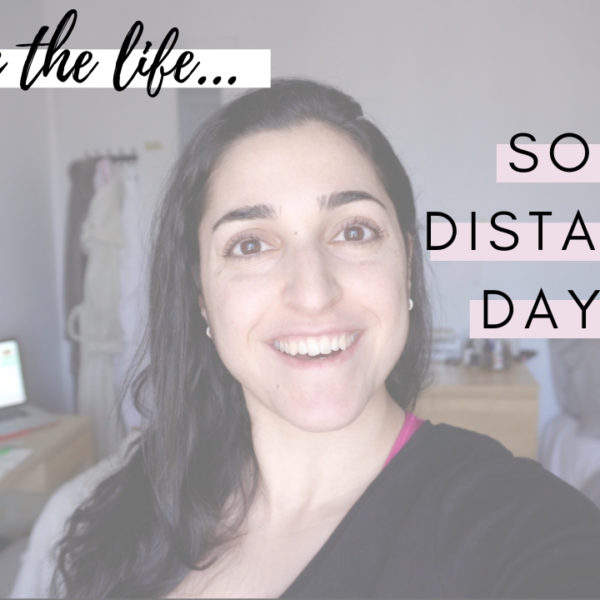 A DAY IN THE LIFE | Social Distancing Days 1 – 2 [ VLOG ]